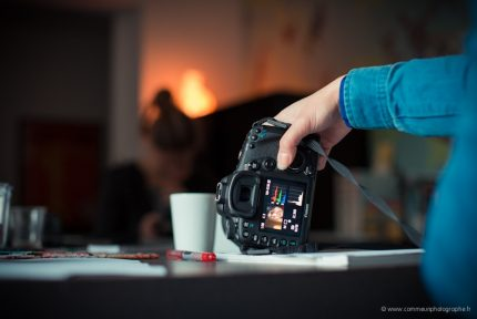 Prise en main de votre appareil photo -nantes - 2 h