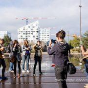 Stage initiation photo   Nantes